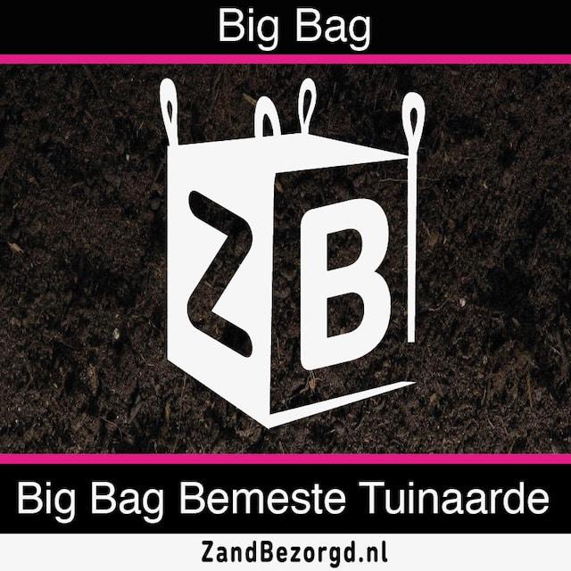 Big Bag Bemeste tuinaarde - kuub bemeste tuingrond