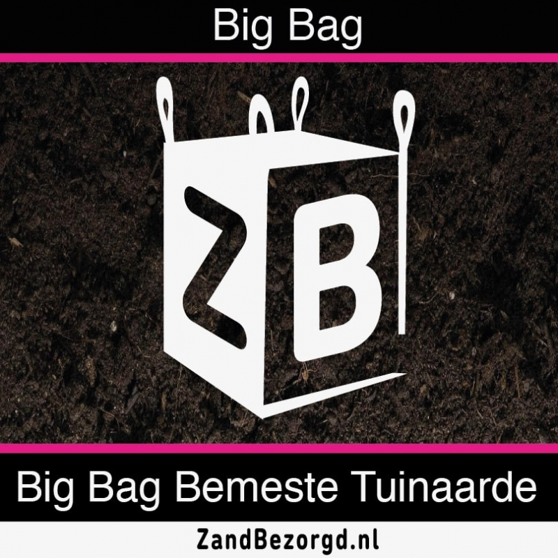 Big Bag Bemeste Tuinaarde