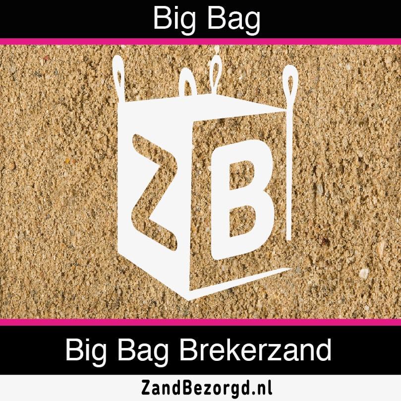 Big Bag Brekerzand